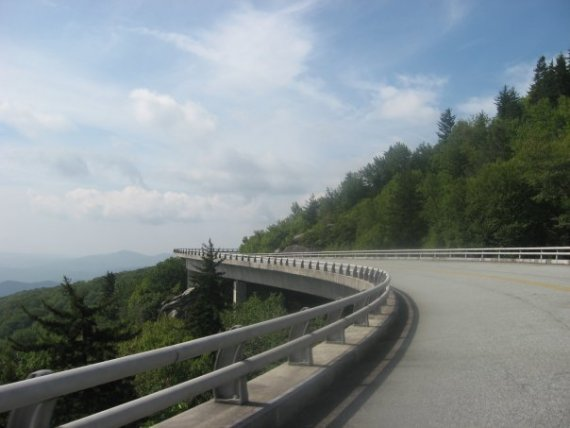 Blue Ridge Parkway accommodations
